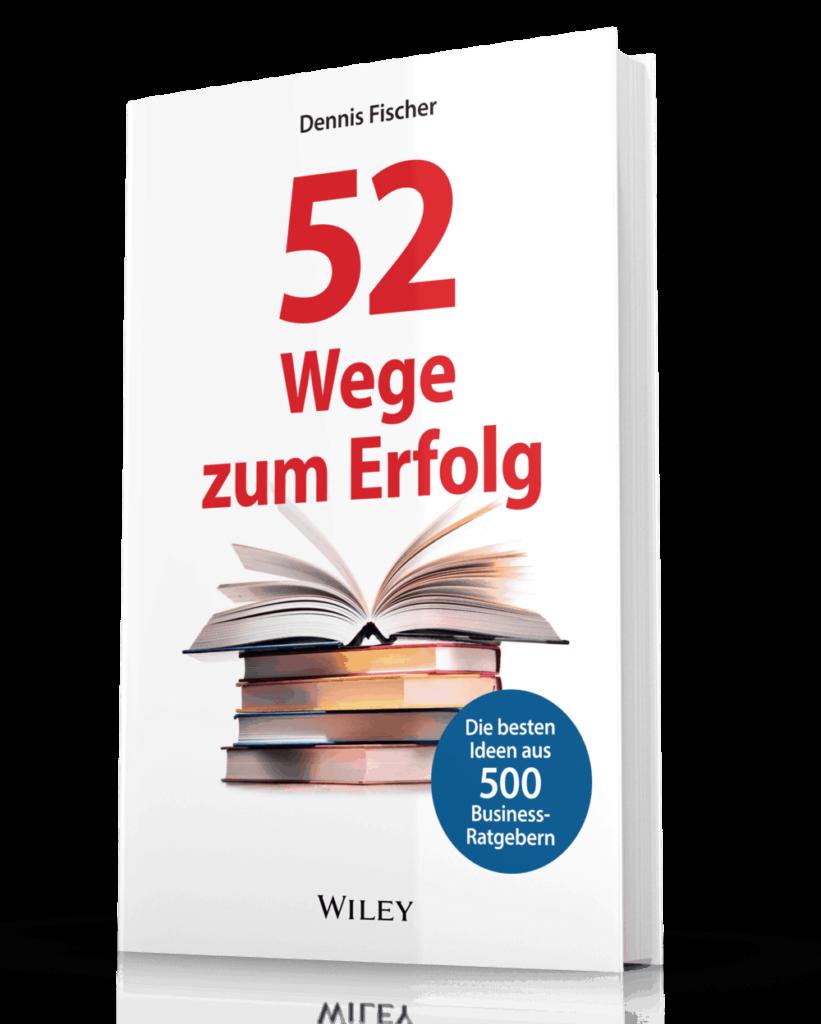 52 Wege zum Erfolg - Bücher über Erfolg