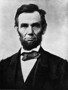 Abraham Lincoln - Selbstbewusstsein Sprüche