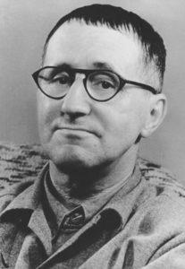 Bertolt Brecht - Selbstbewusstsein Sprüche