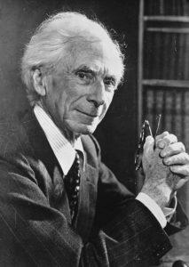 Bertrand Russell - Selbstbewusstsein Sprüche