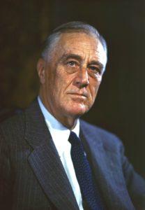Franklin D. Roosevelt - Selbstbewusstsein Sprüche
