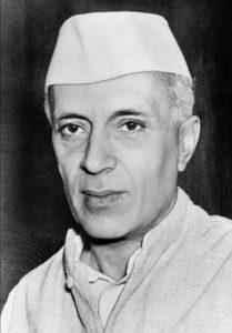 Jawaharlal Nehru - Selbstbewusstsein Sprüche