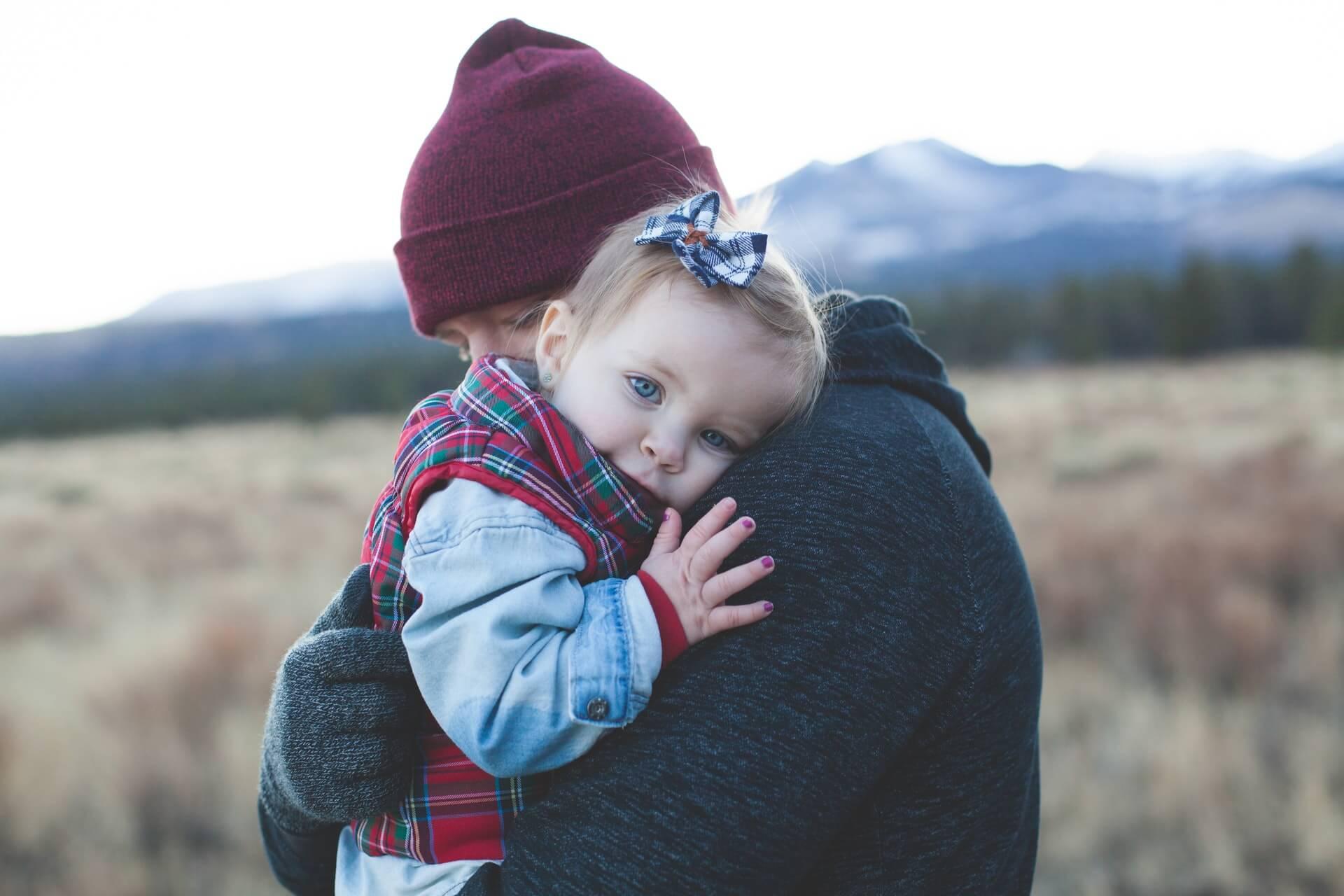 Im Kleinkindalter hängt dein Selbstbewusstsein vor allen Dingen von deinen Eltern ab