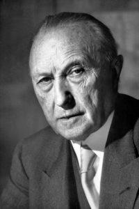 Konrad Adenauer - Selbstbewusstsein Sprüche