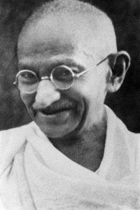 Mahatma Gandhi - Selbstbewusstsein Sprüche
