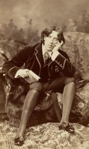 Oscar Wilde - Selbstbewusstsein Sprüche
