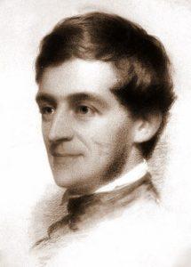 Ralph Waldo Emerson - Selbstbewusstsein Sprüche