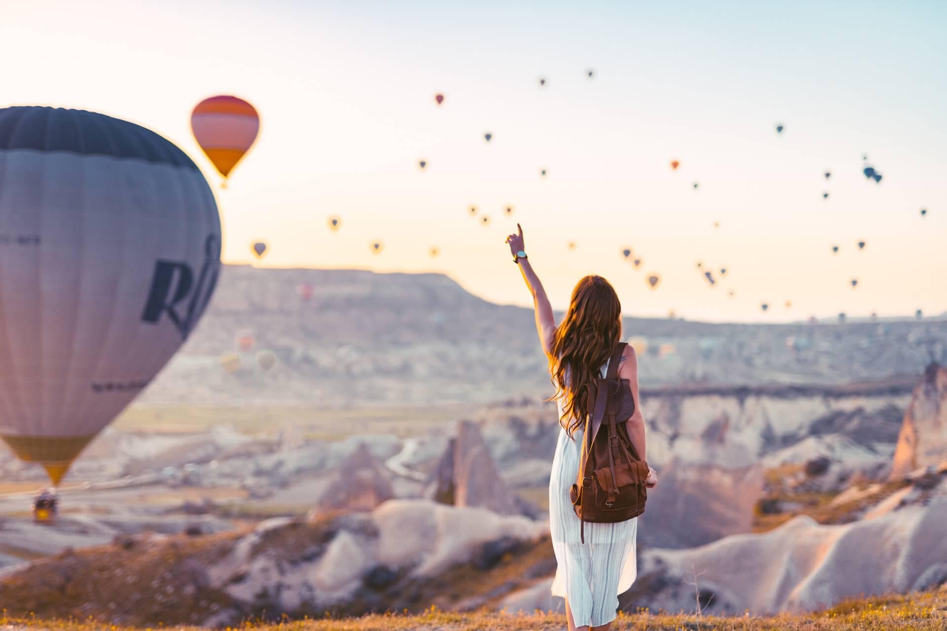 Reisen als Lebensziel - Ziele im Leben