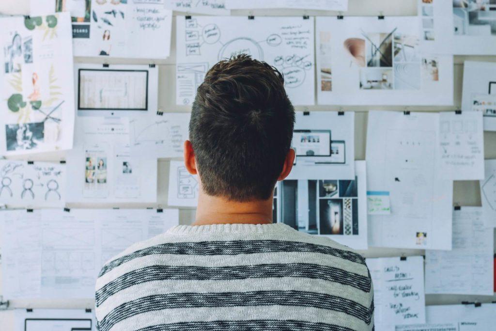 Brainstorming - Ziele finden