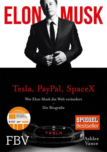 Elon Musk Biografie - Bücher über Erfolg