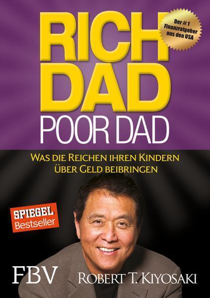Rich Dad Poor Dad - Bücher über Erfolg