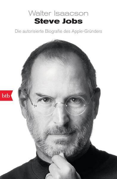Steve Jobs Biografie - Bücher über Erfolg